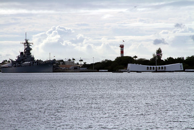 USS Missouri and Arizona Memorial