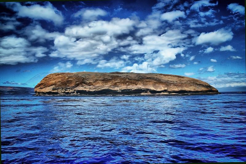 Half Moon Bay Hawaii HDR