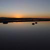Sunrise at Bolsa Chica Reserve - 28 Oct 2012