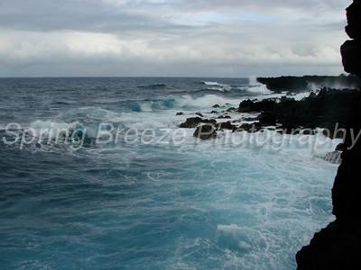 Waianapanapa state park Maui July 2010