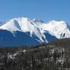 Mountains around Smithers, BC