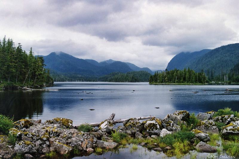 Near Prince Rupert, BC.
