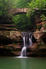 Upper Falls, Old Man's Cave Gorge, Hocking Hills, OH