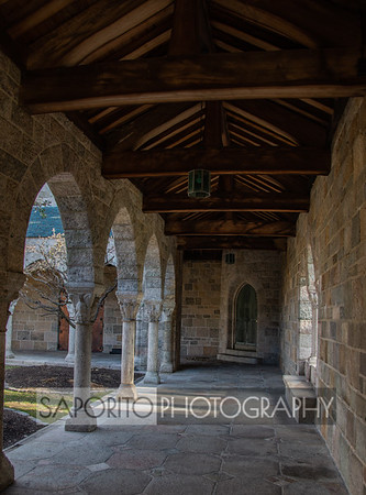 Bryn Aythn Cathedral and grounds - PA