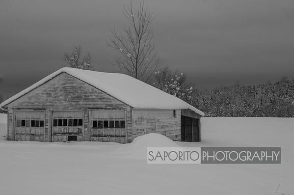 Garage - Northeast Kingdom, VT