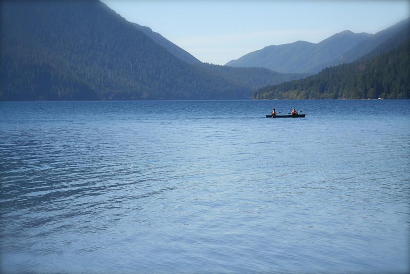 Last stop, Crescent Lake