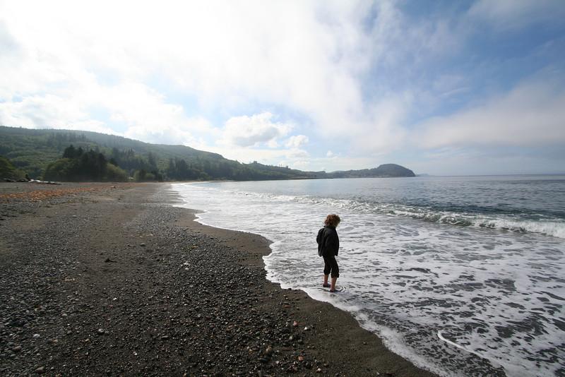 Exploring Clallam Bay