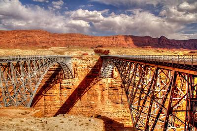 Navajo Bridge  Marble Canyon, Arizona
