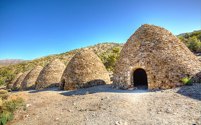 Charcoal Kilns, Death Valley National Park