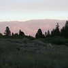 A look across Owens Valley to the White Mountains.
