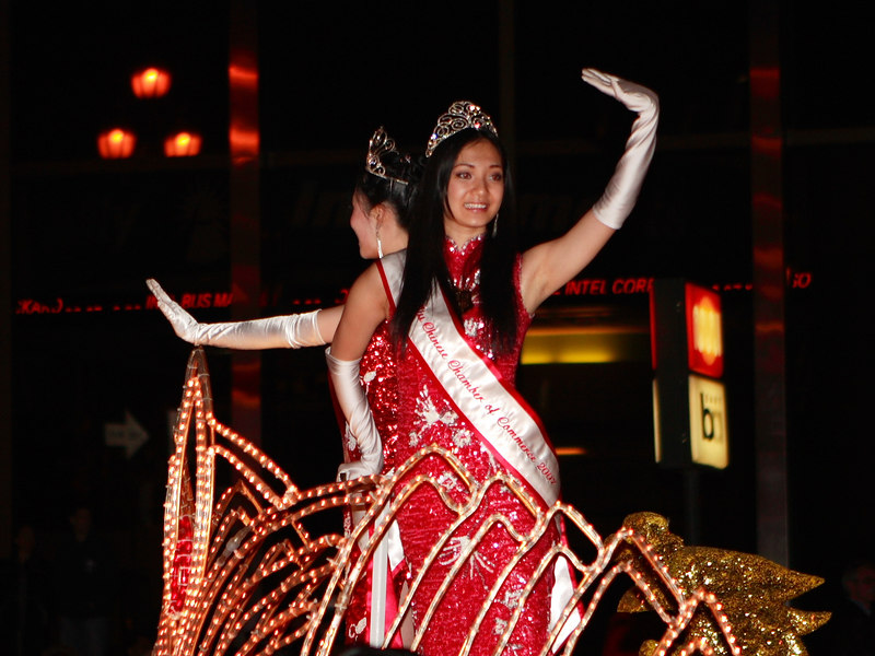Chinese New Year's Parade in San Francisco