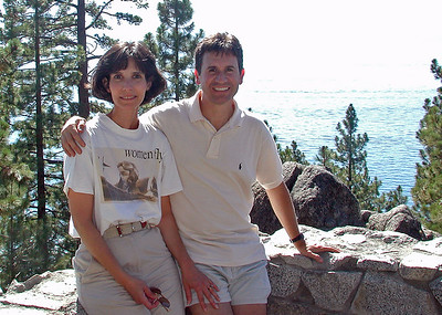Another Summer in Tahoe; one of our favorite spots - 2003