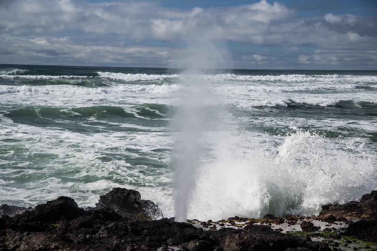 Yachats seashore