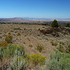 Lava Beds with Tule Lake- CA 8-10