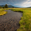 Sparks Lake and River