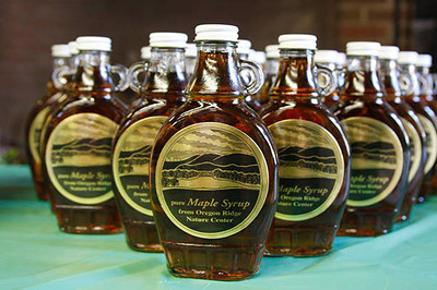 Oregon Ridge Maple Syrup