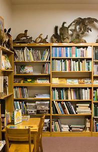 Oregon Ridge Nature Center Library