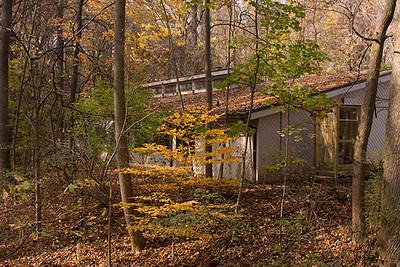 Oregon Ridge Nature Center in Autumn
