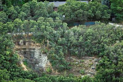 A little erosion, a little remediation. 28Aug10