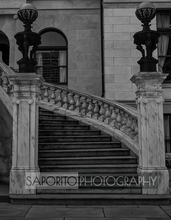 State House Stairs