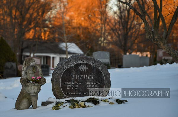 Forest Hills Cemetery, Lynnfield, MA