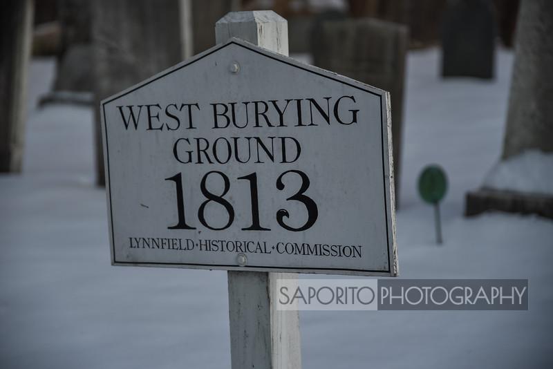 West Burying Ground, Lynnfield, MA