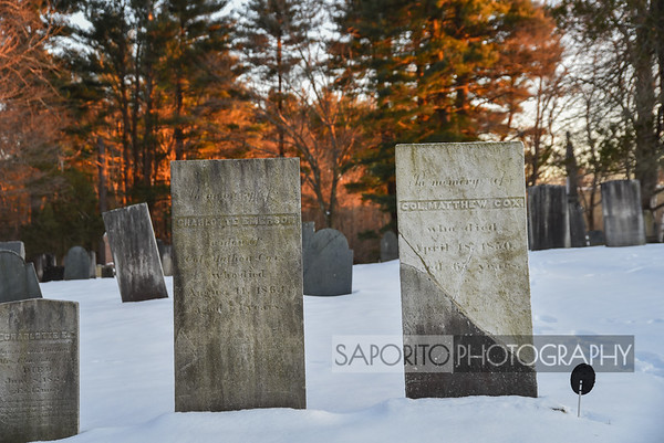West Burying Ground, Lynnfield, MA