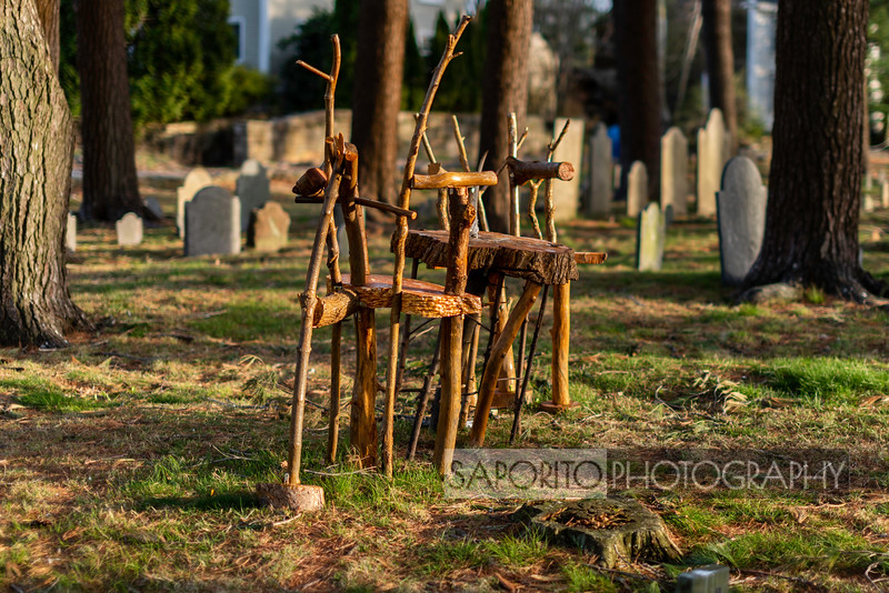 Old Burial Ground - Manchester By The Sea