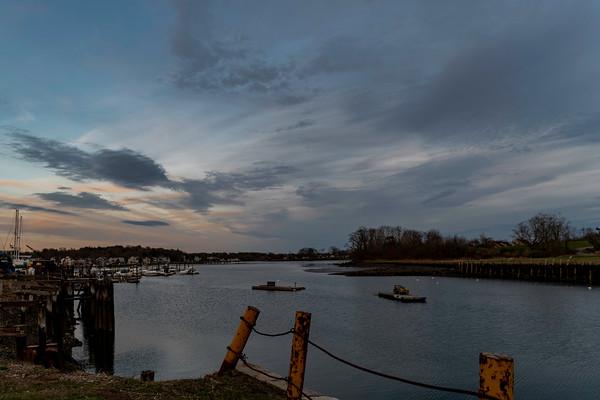 Danvers Sunset