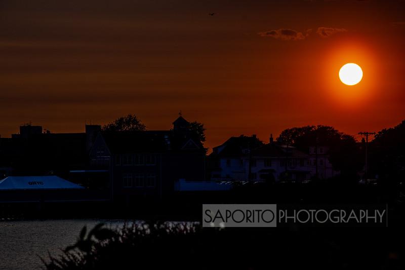 East Boston Sunset