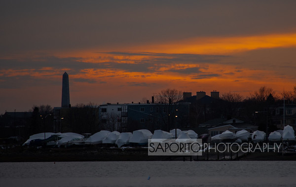 East Boston Dusk