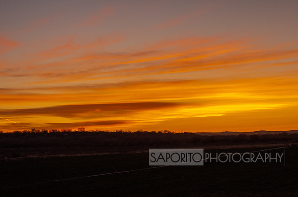 Farmington, New Mexico Sunrise