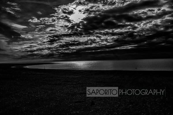 Winthrop Beach Dawn