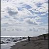 """""""Footsteps and Flyover"""" - Jupiter Island, FL"""