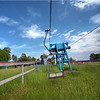 Chair lift - Beech Mountain, NC