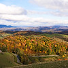 A fall view from Beech Mtn.