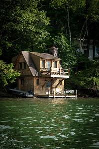 Boathouse - Otsego Lake, NY