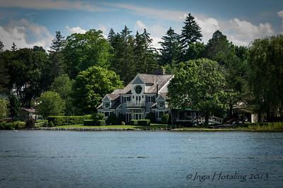 Dream House - Otsego Lake, NY