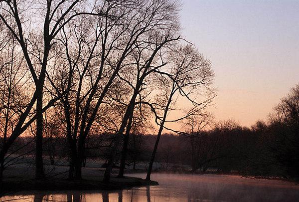 Sunrise at Savoy Arkansas