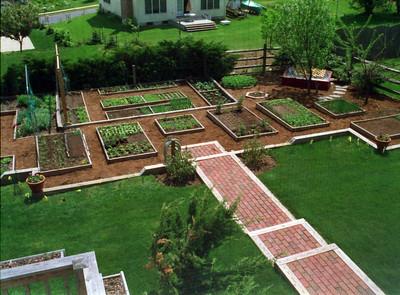 1992: Square Foot Garden