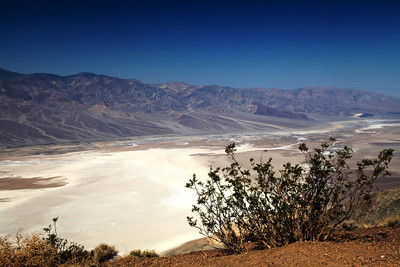 Death Valley Overlook, Dante's View