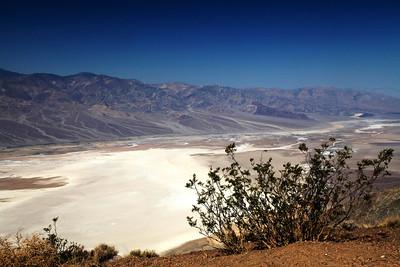 Death Valley Overlook, Dante's View