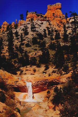 Bryce Canyon Falls