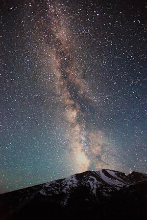 Great Basin National Park, 2AM