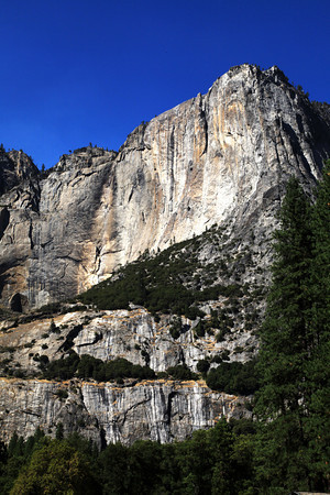 Inspiration Point In Yosemite National Park
