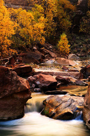 Virgin River Fall