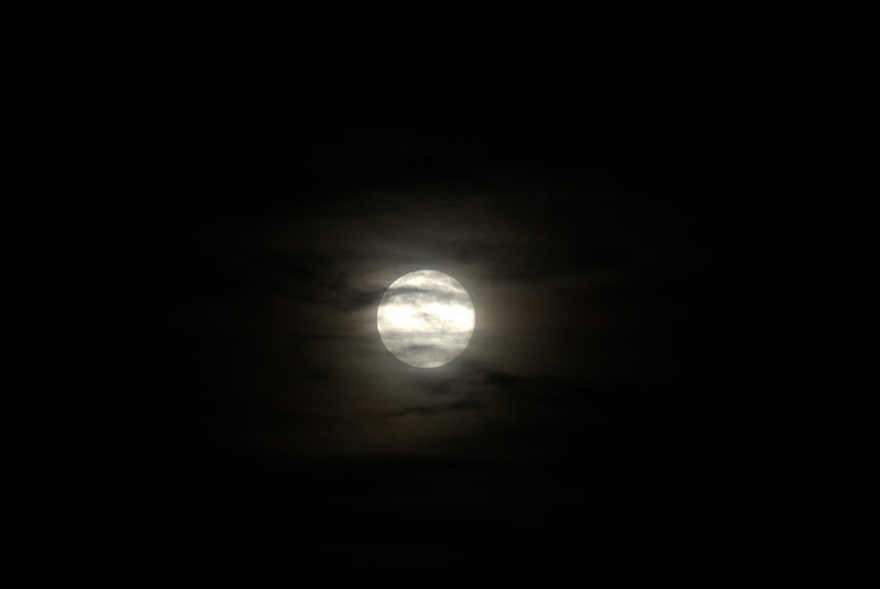 2009 Harvest Moon.  Photo taken in Annapolis, MD.