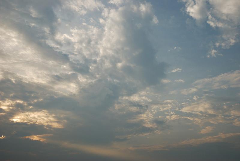 View from the Chesapeake Bay Bridge - June 2011