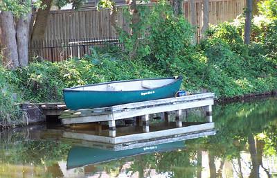 Canoe & Pond