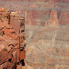 Grand Canyon, That's me sitting out there!
